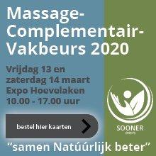 massage complementair vakbeurs