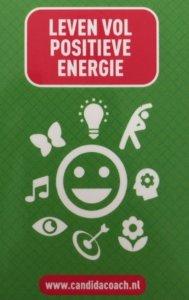 leven vol positieve energie