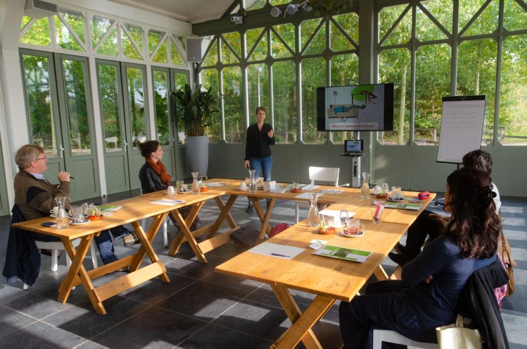 workshop zacht werken www.candidacoach.nl